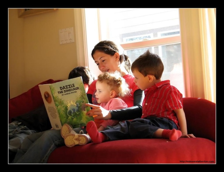 راههایی ساده برای کتابخوان کردن کودک