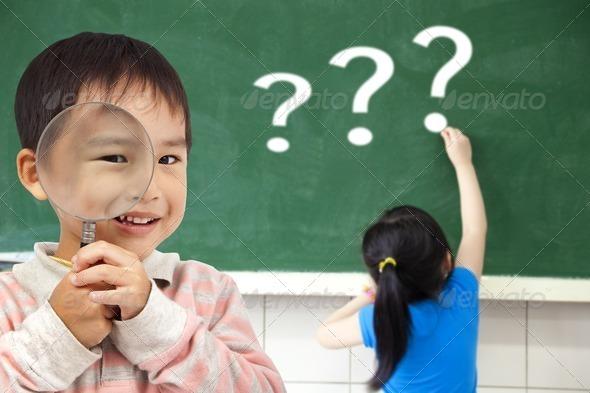 چطور کودکان میپرسند چرا؟