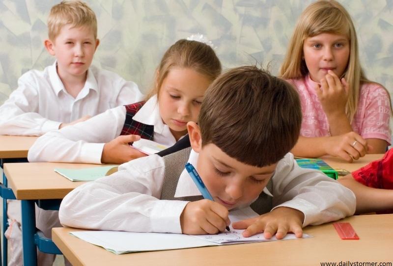 مدرسه هراسی کودکان