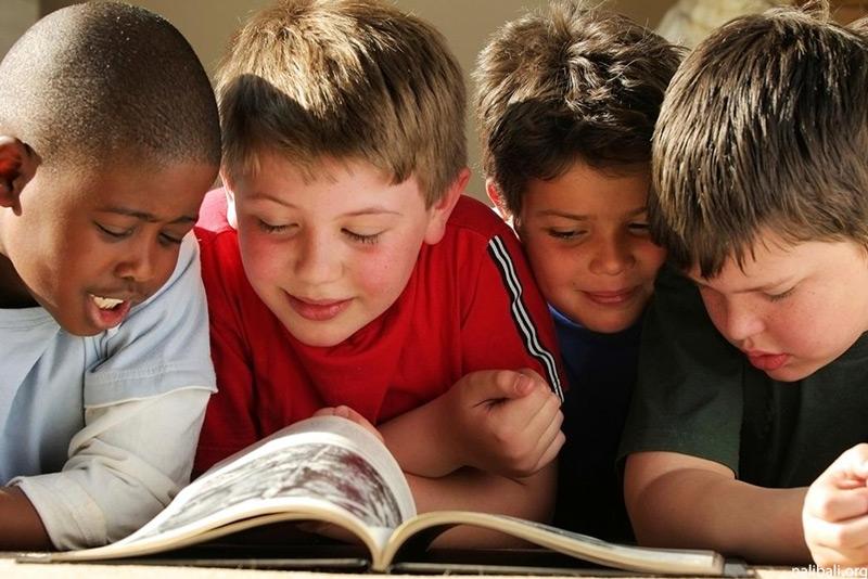 تاثیر  خواندن نشریه بر کودکان