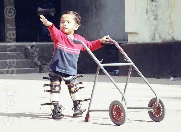 سفر ناخواسته: وقتی متوجه می شوید که فرزندتان معلول است