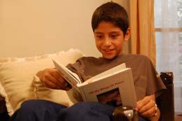 بیست روش برای پدر ومادرها که فرزندان خود را به خواندن تشویق کنند