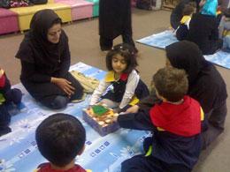 بازی های آموزشی والدین و کودکان