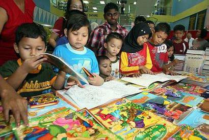 کتابخانه کودکان: ارمغانی از عشق از سوی مردم