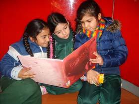 کتابخانه عمومی سانتیاگو شیلی: چالشی برای کودکان و نوجوانان