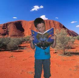 دور دنیا با کتاب، در ۹ ماه!