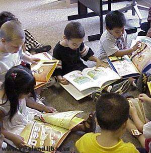 آیا کتابخانه شما کودک پسند و دوست داشتنی است؟