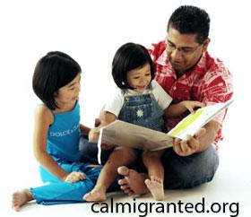 چند نکته کوچک برای علاقه مند کردن کودکان به خواندن