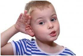 شنوایی سالم برای رشد کودک مهم است!