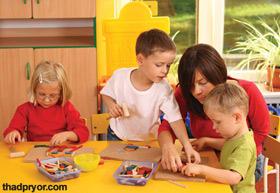 پرورش مهارت های فکری کودکان برای یادگیری و خواندن