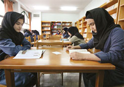 آموزش و پرورش و کتابخانه مدرسه