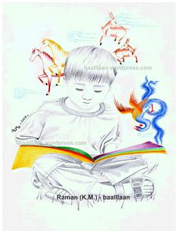 پای درد دل یک نوجوان به بهانه روز جهانی کتاب کودک