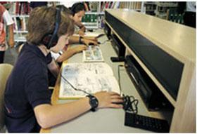کتابخانه جنوا، کتابخانه بین المللی کودکان و نوجوانان ایتالیا