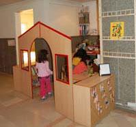 کتابخانه هنرکده کودک