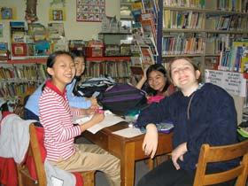 کتابخانه ی کودکان مونترال
