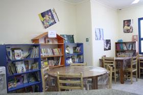 كتابخانه كودك و نوجوان عصر اوز
