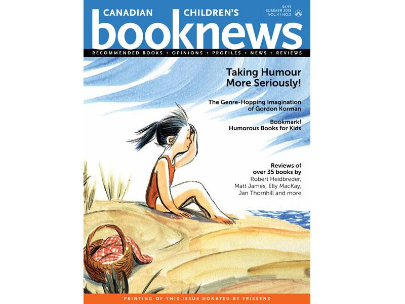اخبار ادبیات کودکان کانادا