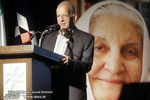 برگزاری نکوداشت نوشآفرین انصاری در هفته ملی کودک