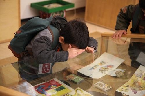 آموزش موزه ایی کودکان برای جامعه پایدار