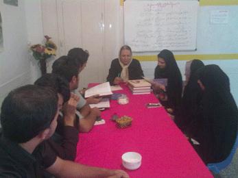 همکاری تازه بین گروه ترویج بنیاد هم اندیشی و رشد نجف آباد و انجمن دوستداران ادبی