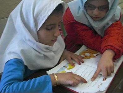 """نخودی و کودکان """"کرون""""، روستایی در ایران!"""