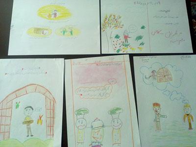 چهار رویداد ترویجی در دبستان دخترانه خورشید اصفهان