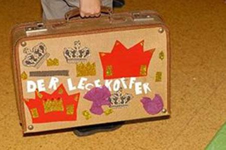"""سفر """"چمدان خواندن"""" به کلاس درس!"""
