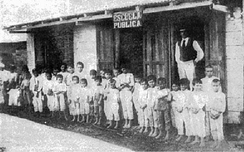 آموزش و پرورش در جزیره کوچک چگونه شکل گرفت؟
