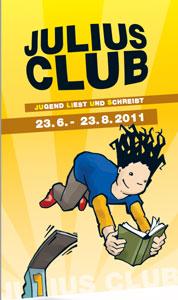 عضو باشگاه ژولیوس شوید، کتاب بخوانید!