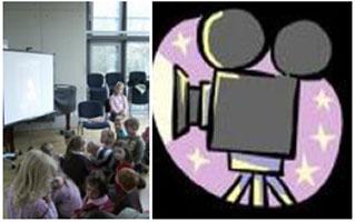 """""""سینمای کتاب های تصویری""""  برای چهار ساله ها"""