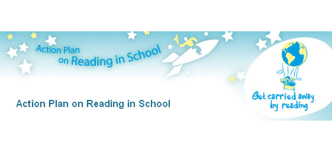 کودکان برای هم کتاب می خوانند
