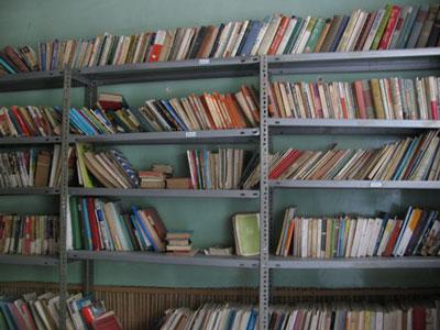 داستان شکل گیری یک کتابخانه خانگی