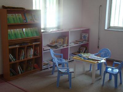 کودکان گمیشان از کتاب های باکیفیت ادبی بهره مند شدند!
