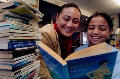 بردن کتاب ها به خانه کودکان کم درآمد