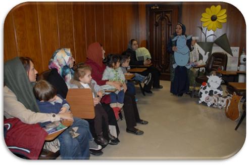 هفت موزه، هفت قصه: برنامه ای برای ترویج کتابخوانی و آشنا کردن کودکان با میراث مع