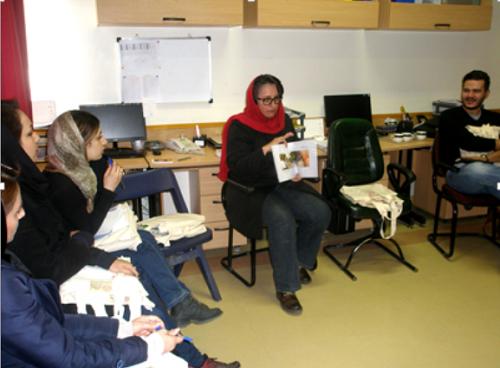 داوطلبان کتابخوانی محک با شیوه های بلندخوانی آشنا شدند