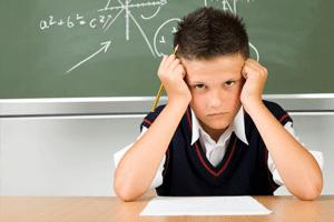 چرا بچه ها از امتحان دادن می ترسند؟