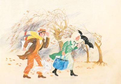 تصویری از کتاب فارسی دوم دبستان