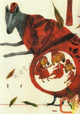 تصویر کتاب بچه های بز زنگوله پا کجا بودند؟