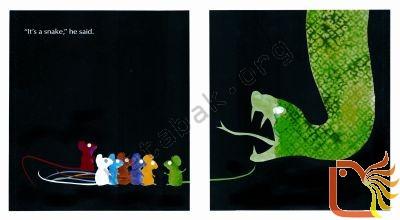 تصویر کتاب هفت موش کور
