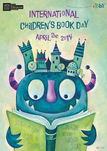 پیام و شعار روز جهانی کتاب کودک ۲۰۱۴/۱۳۹۴
