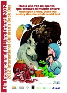 شعار و پیام روز جهانی کتاب کودک ۲۰۱۲/۱۳۹۱