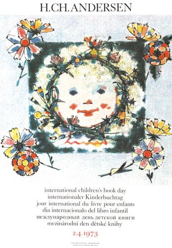 شعار و پیام روز جهانی کتاب کودک ۱۹۷۳/۱۳۵۲
