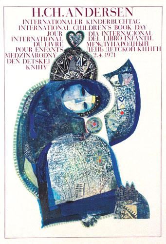 شعار و پیام روز جهانی کتاب کودک ۱۹۷۱/۱۳۵۰