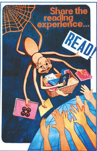 شعار و پیام روز جهانی کتاب کودک ۱۹۸۹/۱۳۶۸