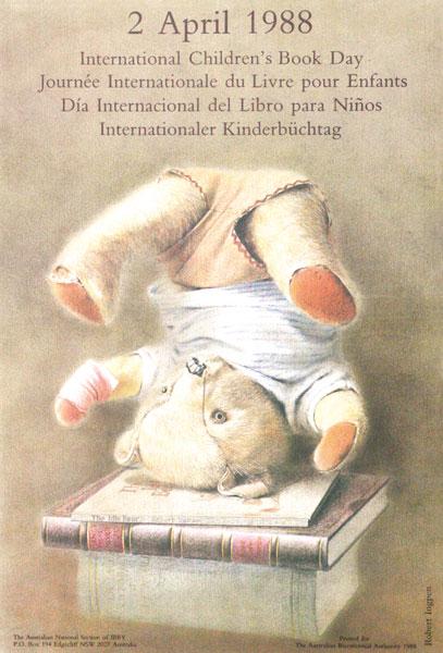 شعار و پیام روز جهانی کتاب کودک ۱۹۸۸/۱۳۶۷