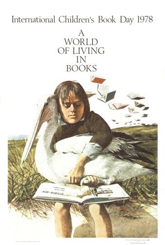 شعار و پیام روز جهانی کتاب کودک ۱۹۷۸/۱۳۵۷
