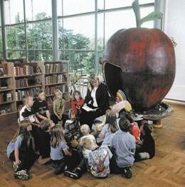 چند پیشنهاد به کتابداران کودک و نوجوان