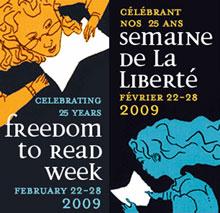بزرگداشت بیست و پنجمین هفته آزادی برای خواندن