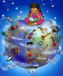 به پیشواز روز جهانی کتاب کودک برویم!